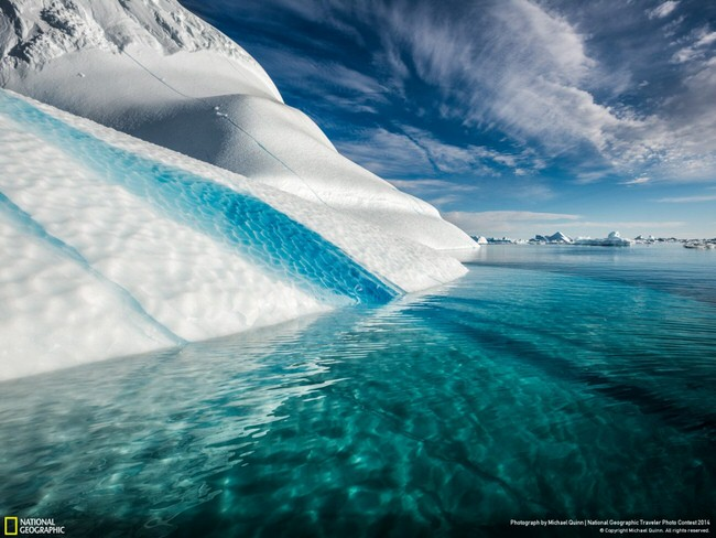 Bernstorff Isofjord, Greenland